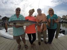 King Mackerel-Snapper-Naples-Florida-Offshore-Deep Sea-Report