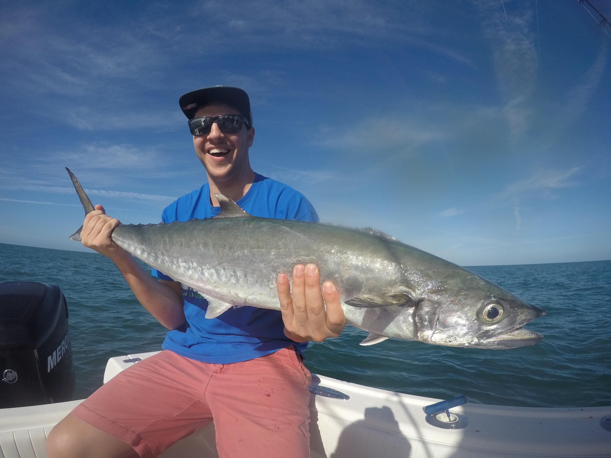 kingfish-Deep-Sea-Fishing-Charter-Offshore-Bonita-Springs-Nauti-Gal Fishing Adventures