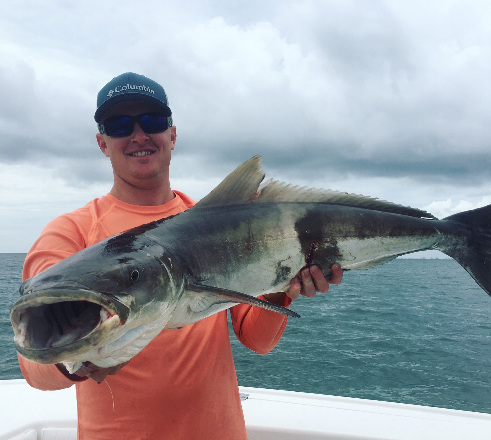 cobia-naples-fishing-report