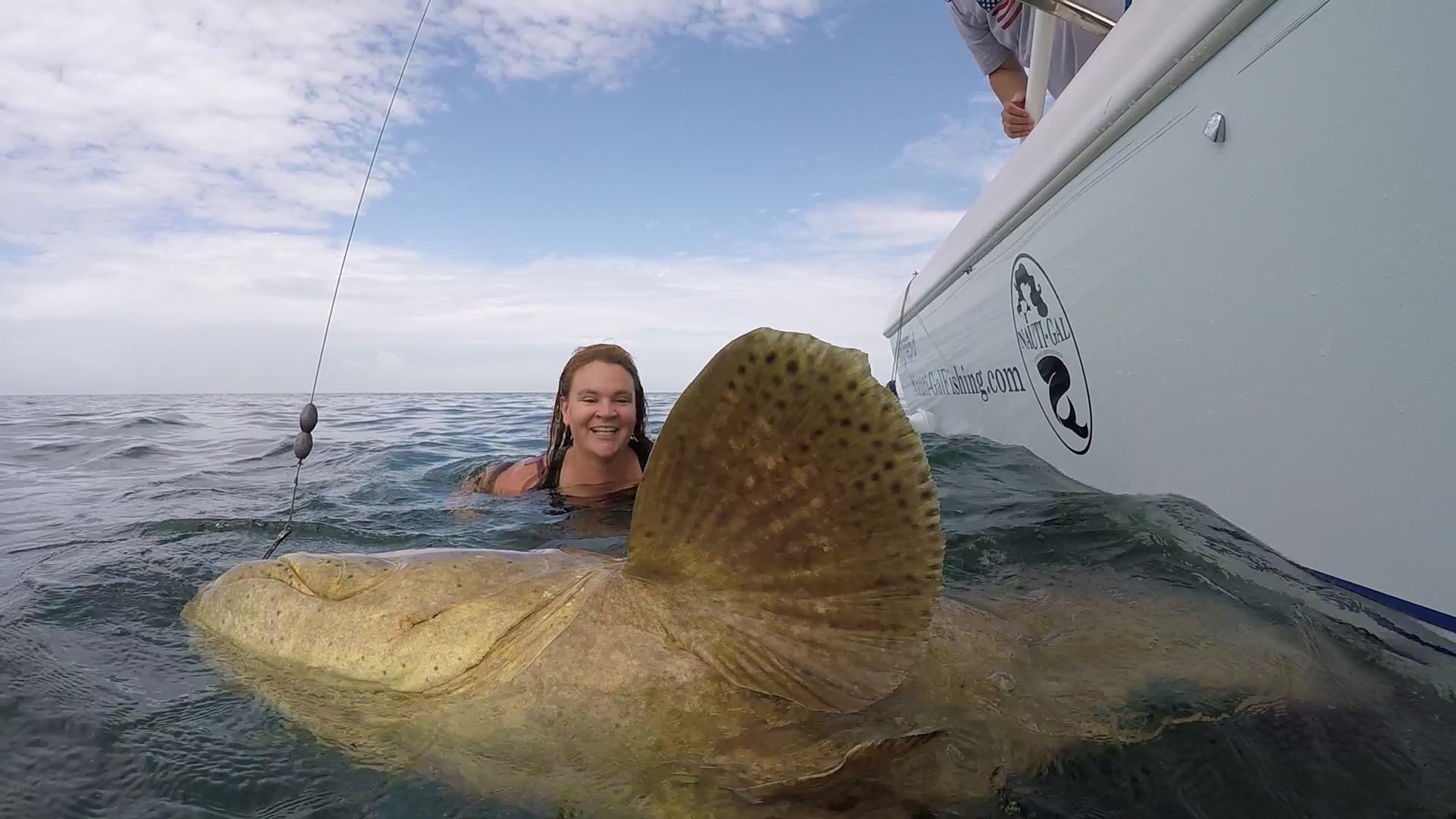 Goliath Grouper-Naples-Florida-Offshore Fishing