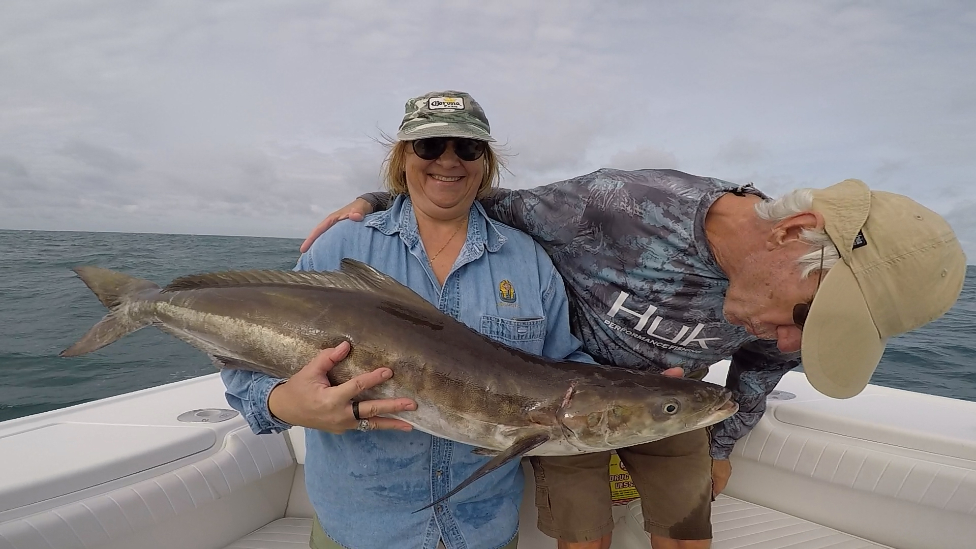 Cobia-Naples-Deep Sea-Charter Fishing