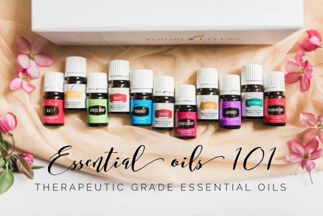 Essential Oils 101 - This class offers a look at the basics of incorporating the use of essential oils in your home - the Why, the What, and the How. Perfect for an introduction to someone who is totally new to essential oils.