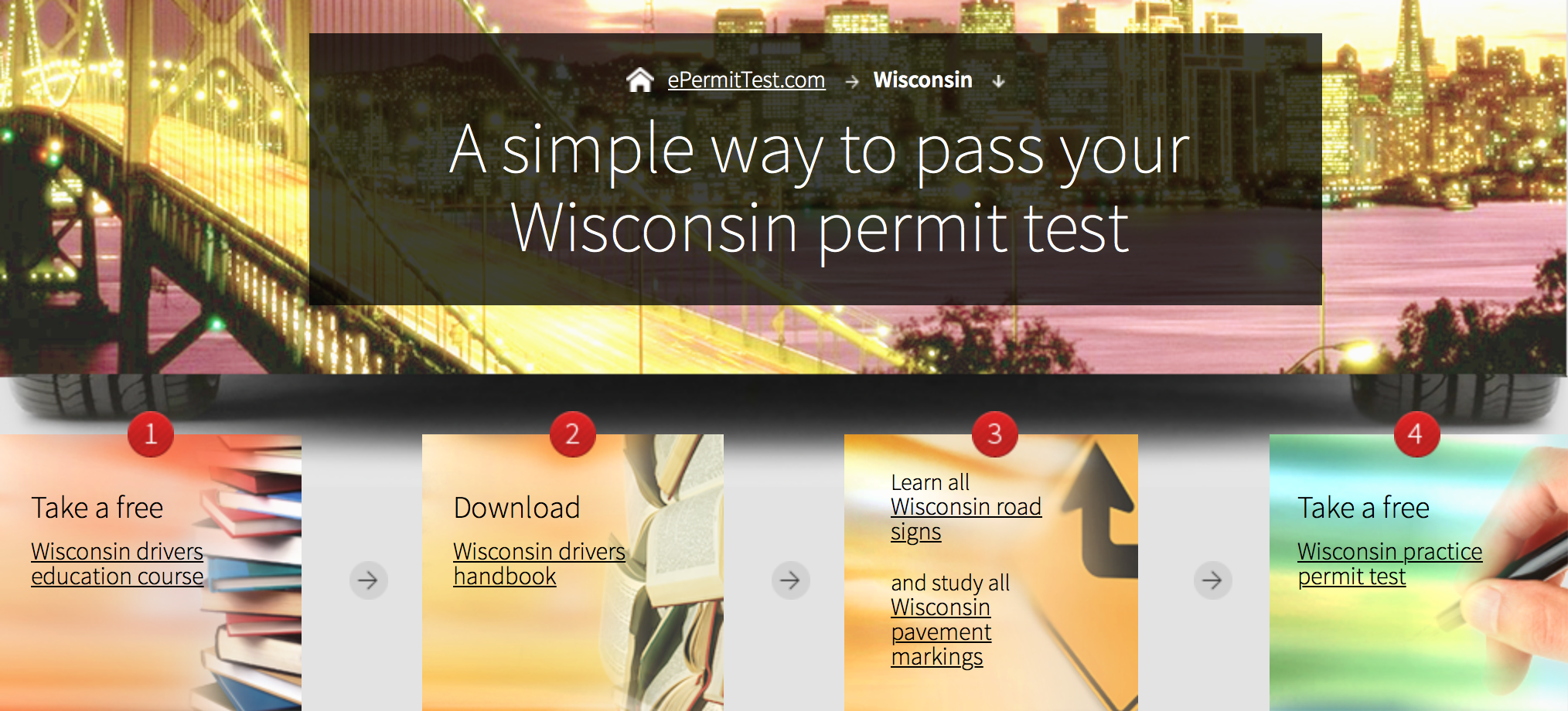 Wisconsin ePermitTest