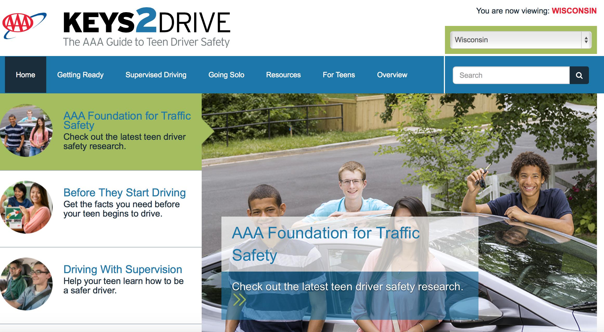 AAA Teen Driving