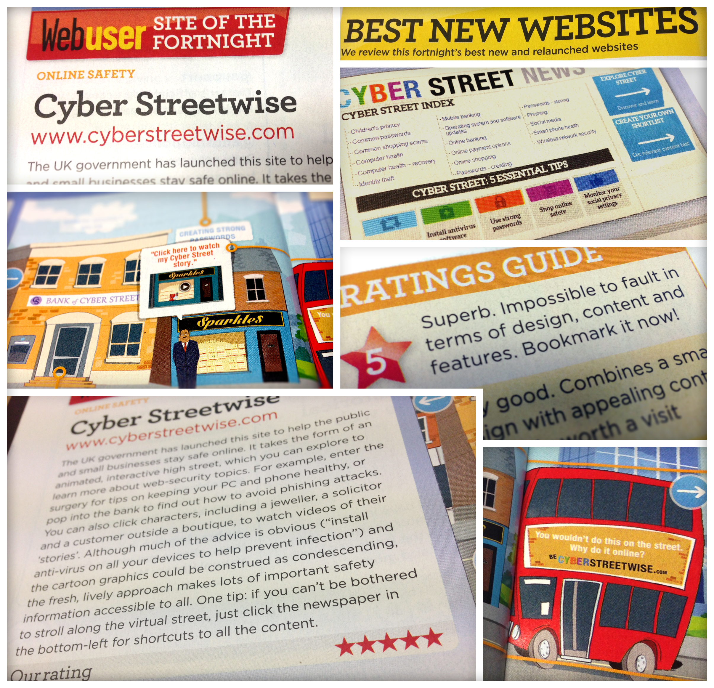 CyberStreetwise review