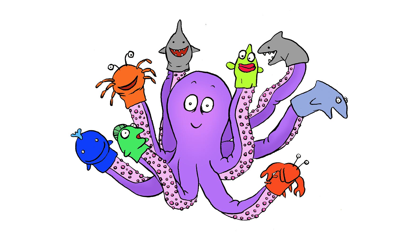 My Friend Octopus