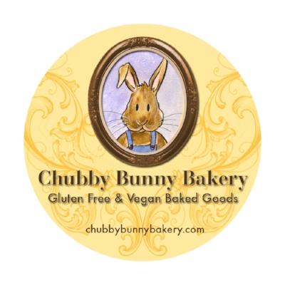 facebook:  the chubby bunny bakery   instagram:  the chubby bunny bakery   website:  The Chubby Bunny Bakery