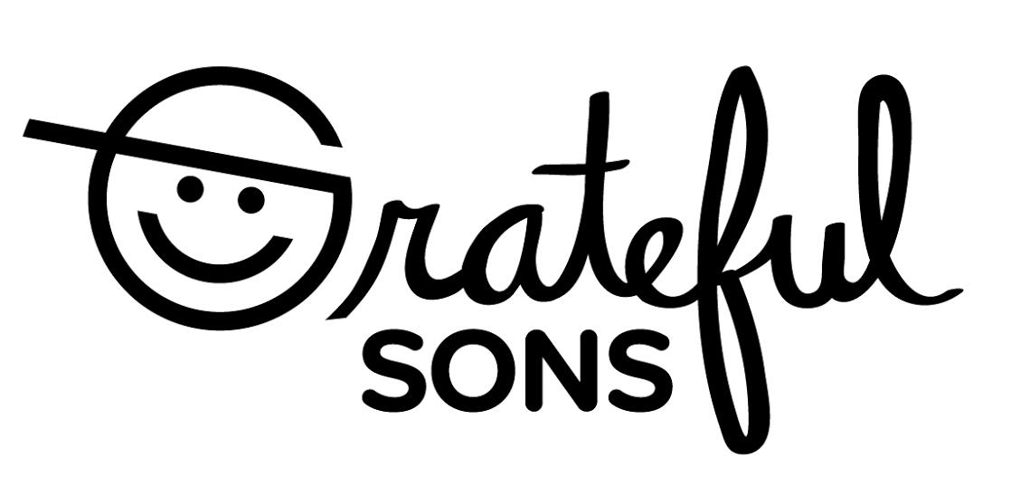 Instagram: gratefulsons  facebook: gratefulsons   twitter: gratefulsons