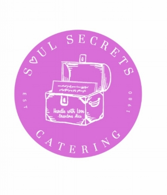 Facebook: soul secrets catering   Instagram:  Soul Secrets Catering