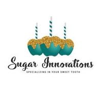 Facebook:  Sugar Innovations   Instagram:  Sugar Innovations