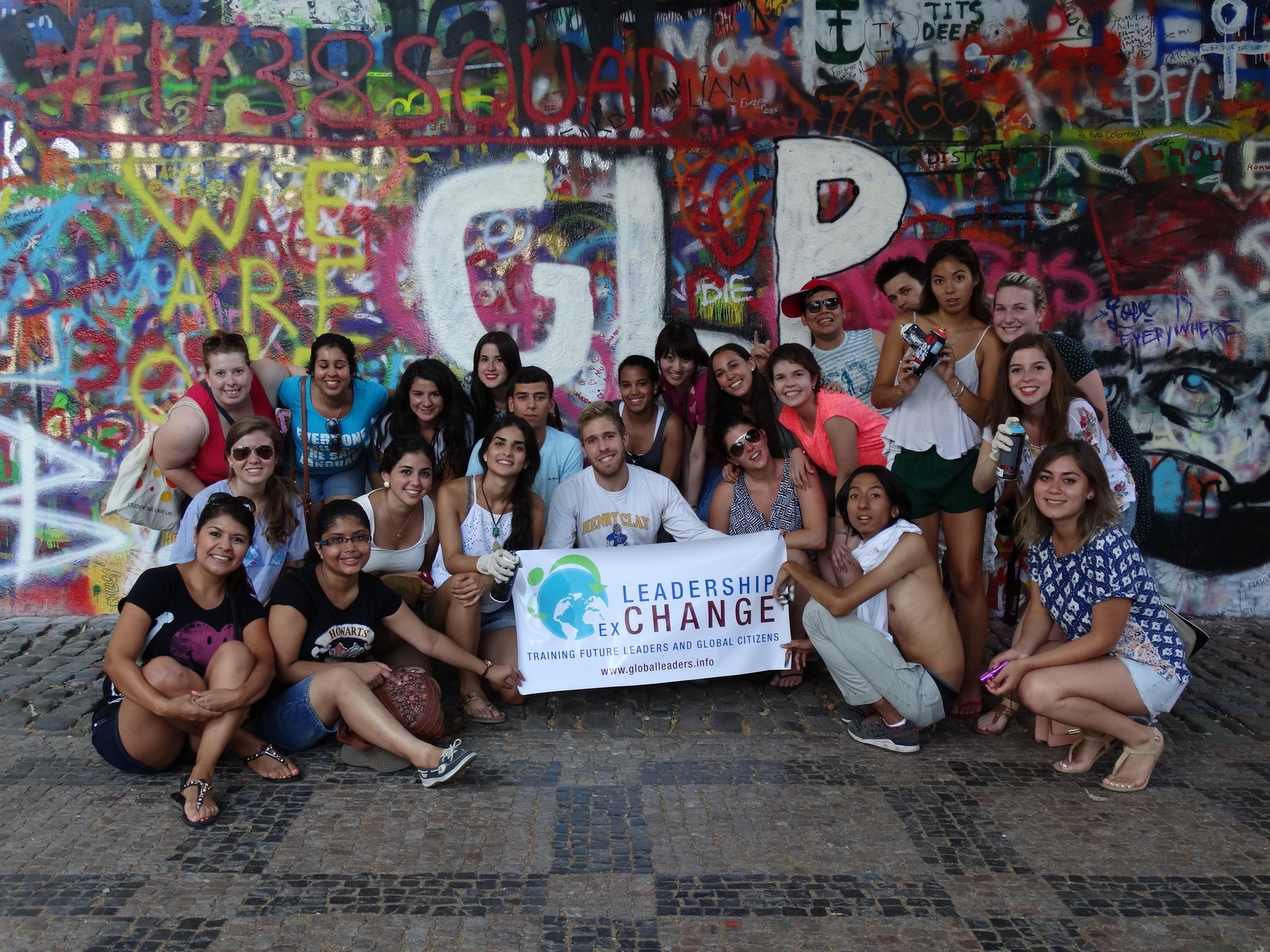 Global Leadership Program Praga