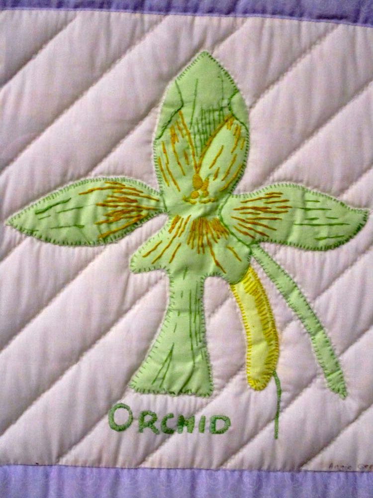 Wildflowers quilt orchid.jpg