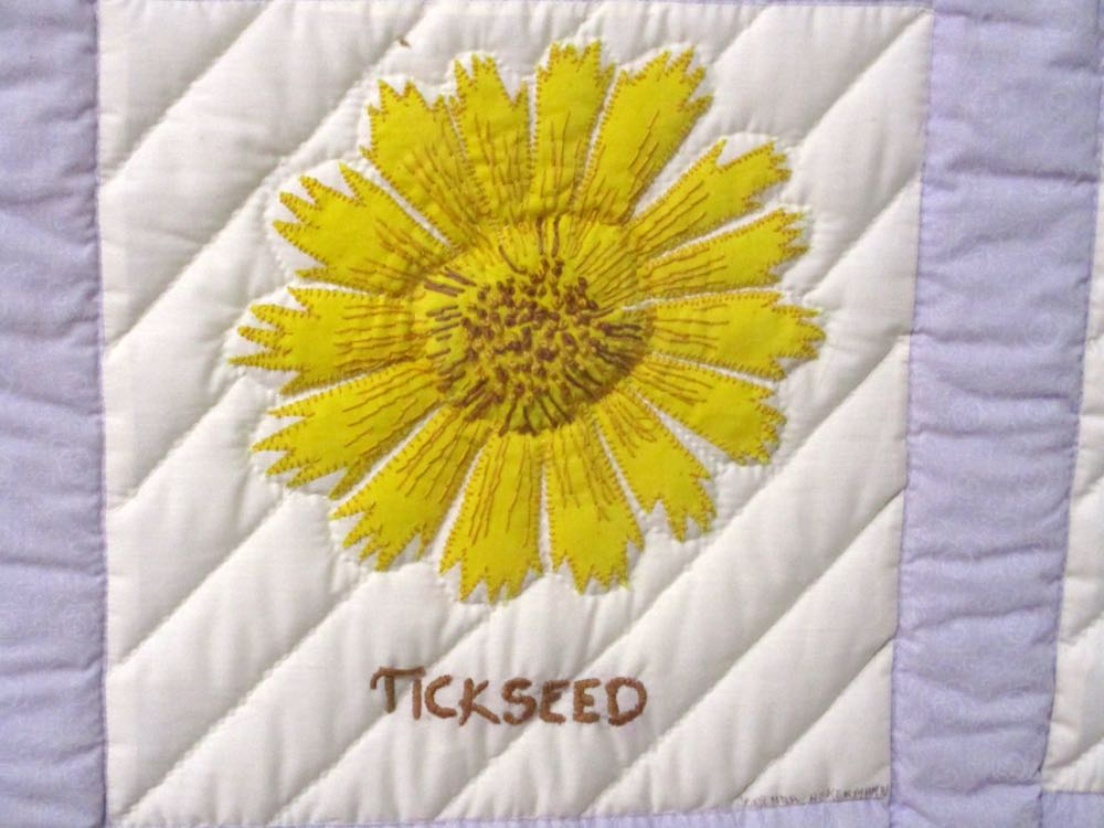 Wildflowers quilt tickseed.jpg
