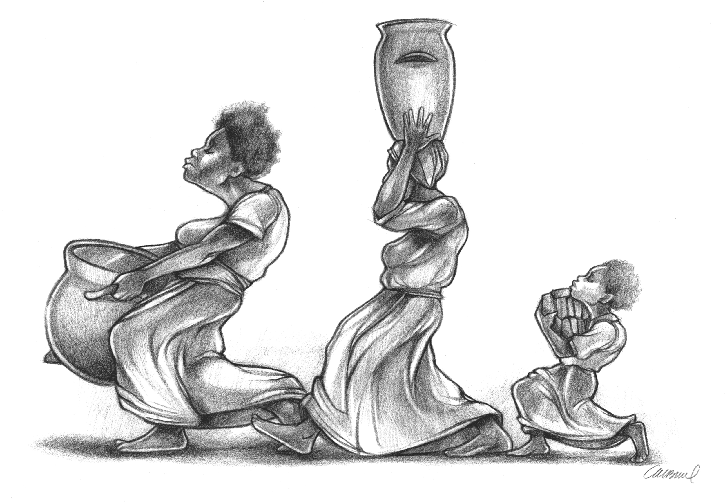 The Water Bearers