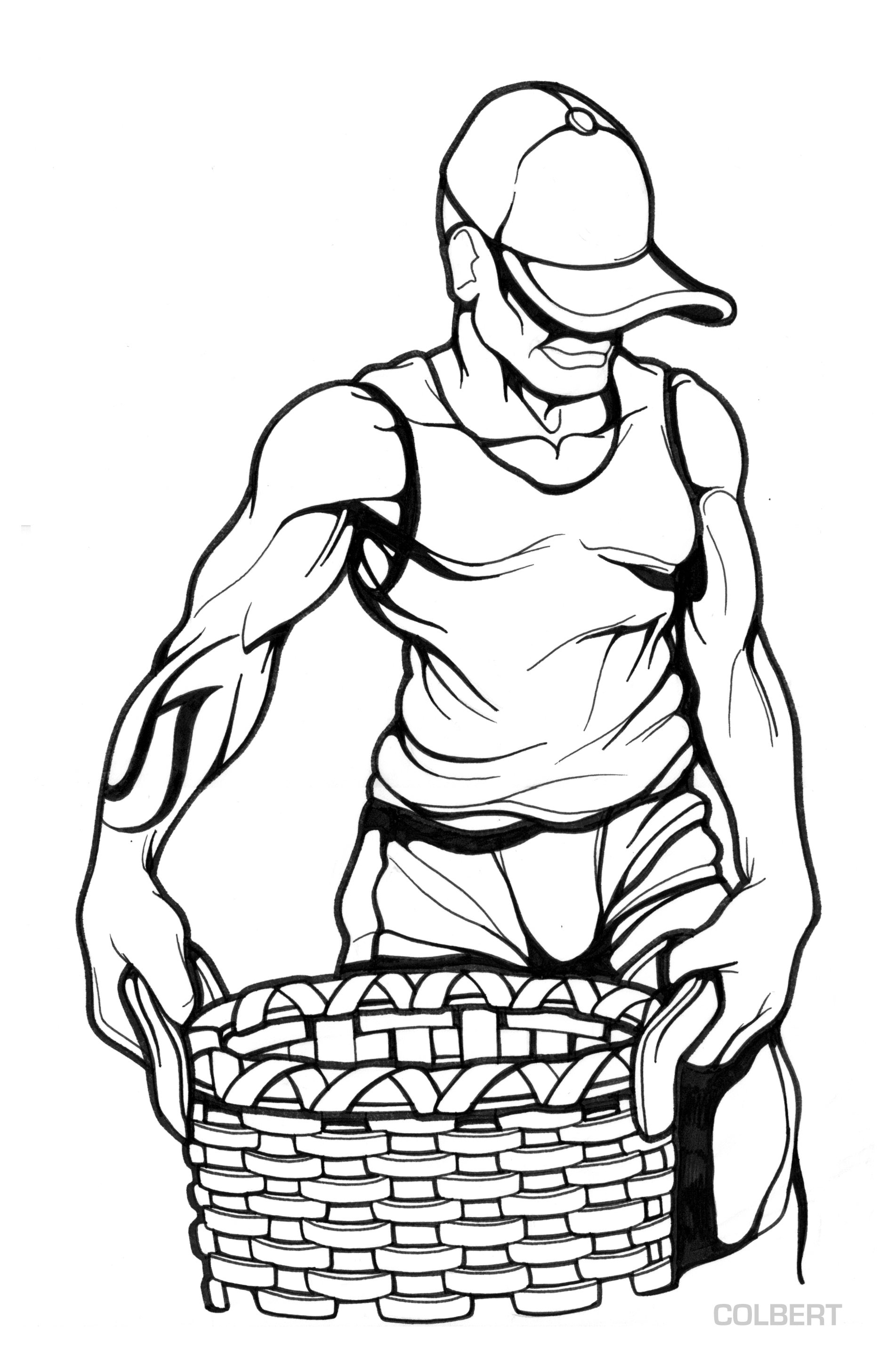 Basket Catch