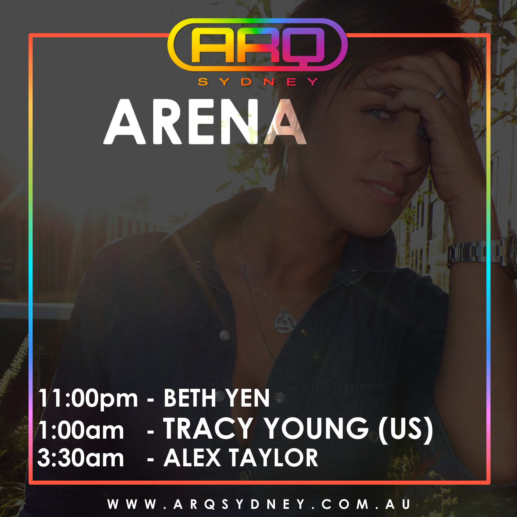 PASSPORT (Sun Mar 6th) - Arena DJ Line Up