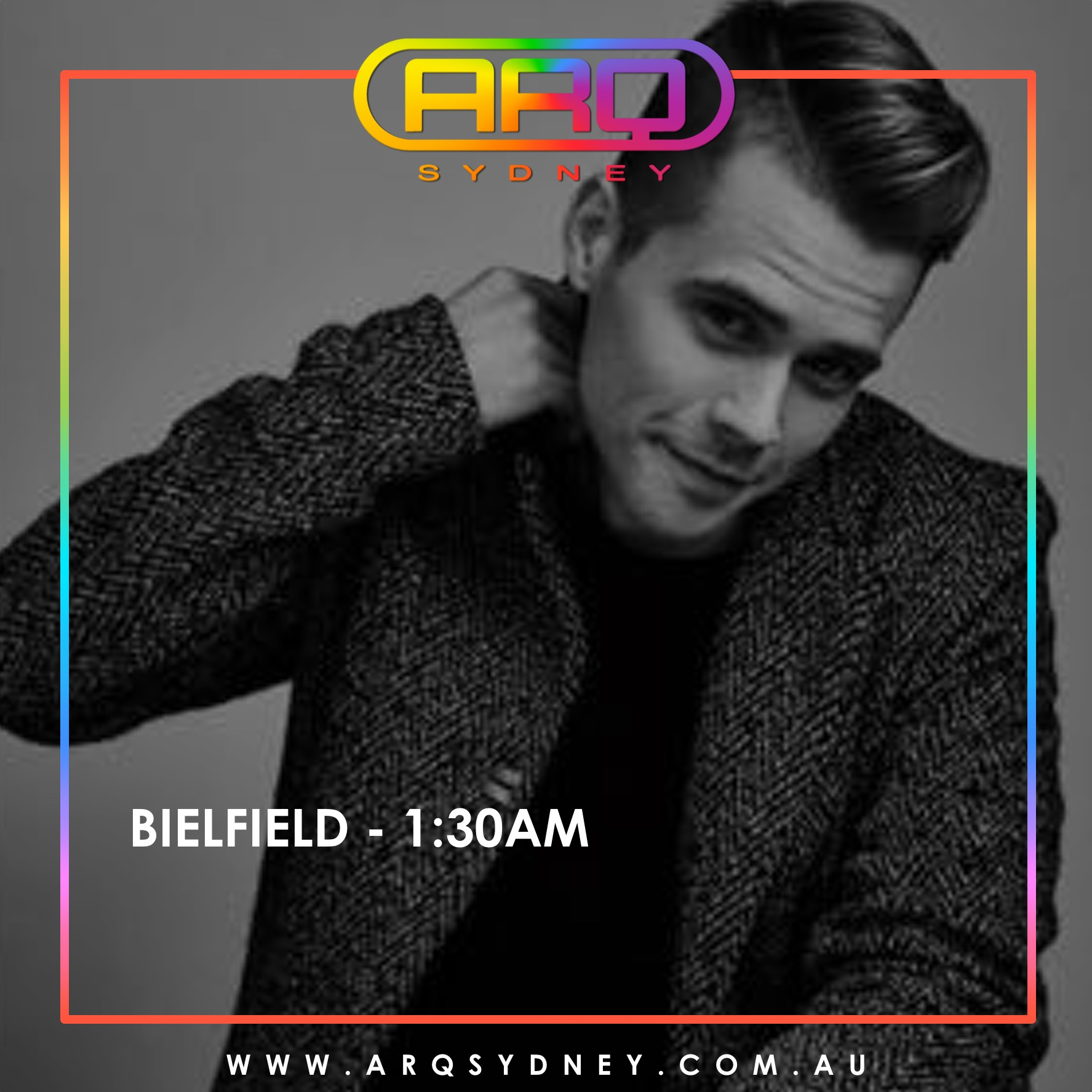 BIELFIELD - Live in The Arena - Sunday Mar 6th