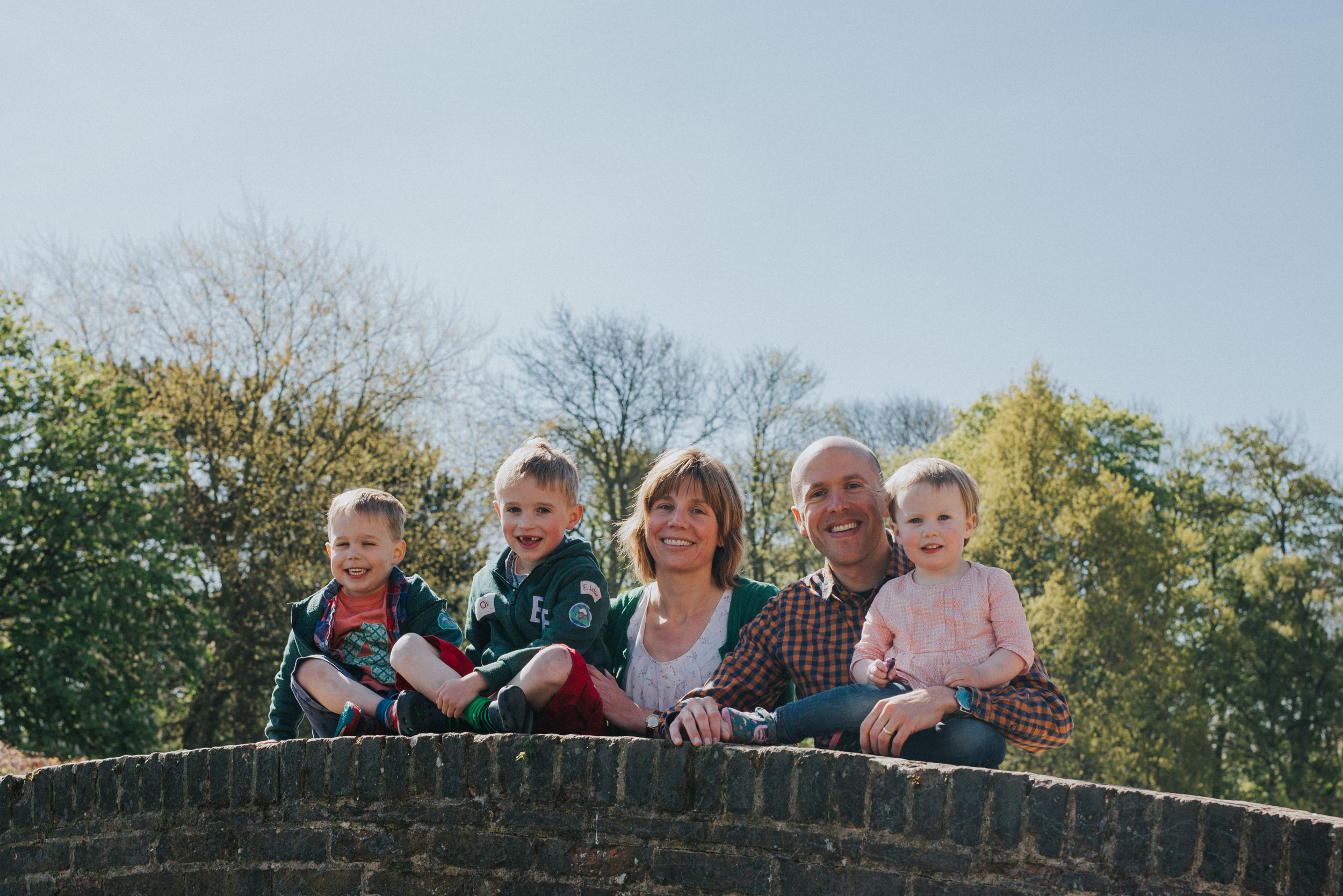 A Little Picture family photography york