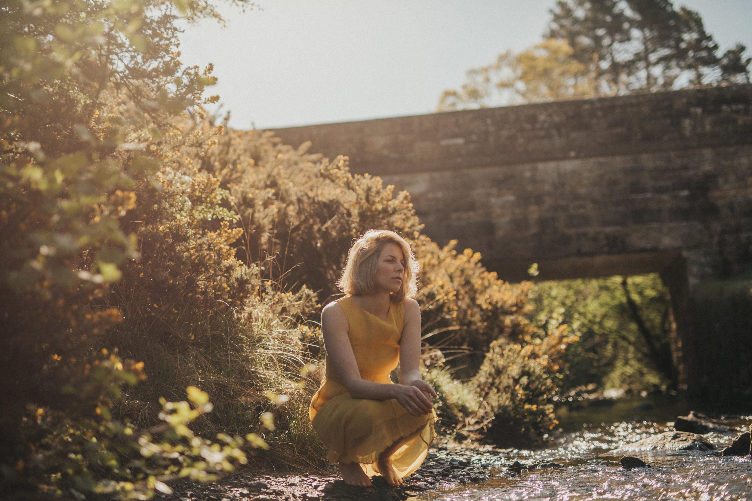 Natural portrait photography yorkshire fine art