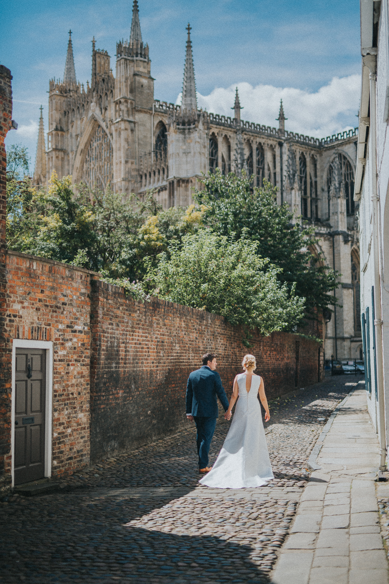 A Little Picture Wedding Photography York Minster