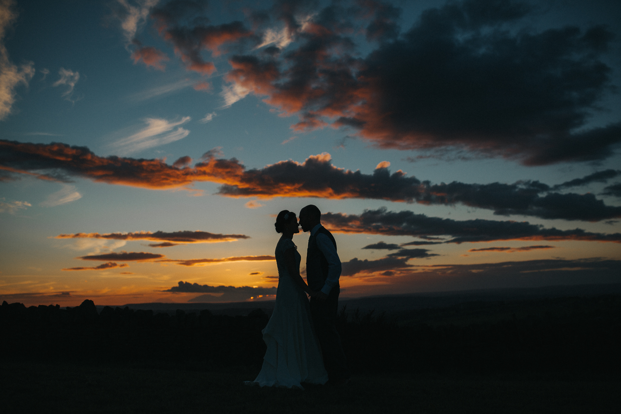 A Little Picture Wedding Photography sunset