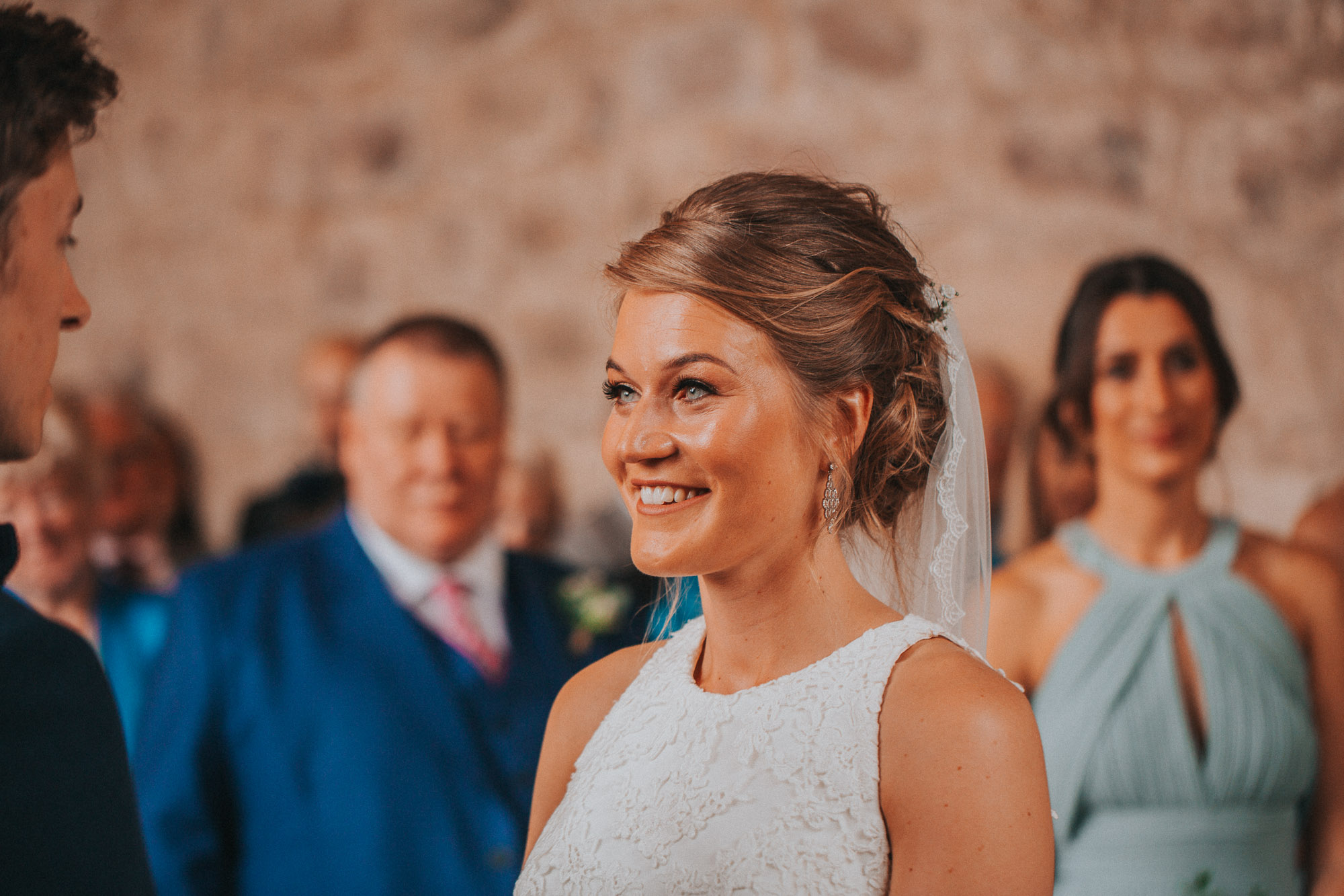 documentary natural wedding photography yorkshire