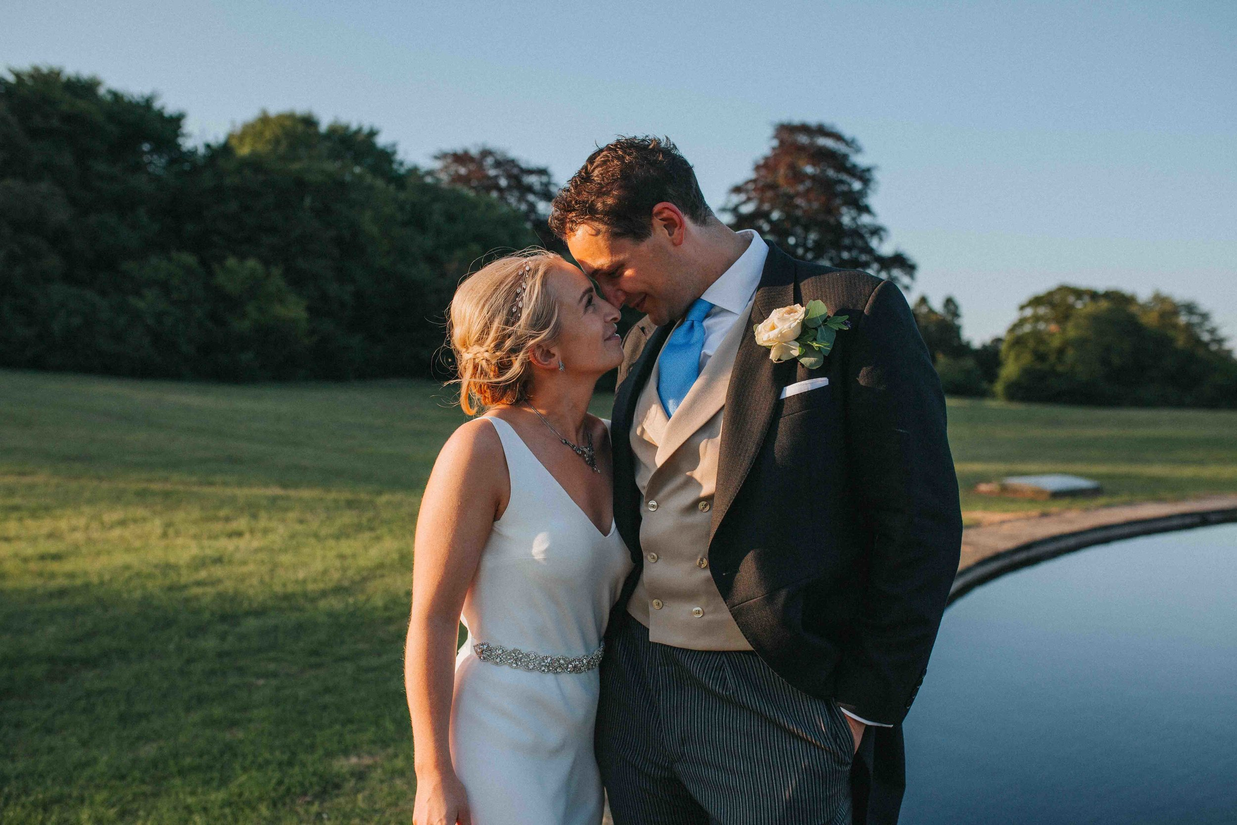 North Yorkshire Stylish Wedding Photographer