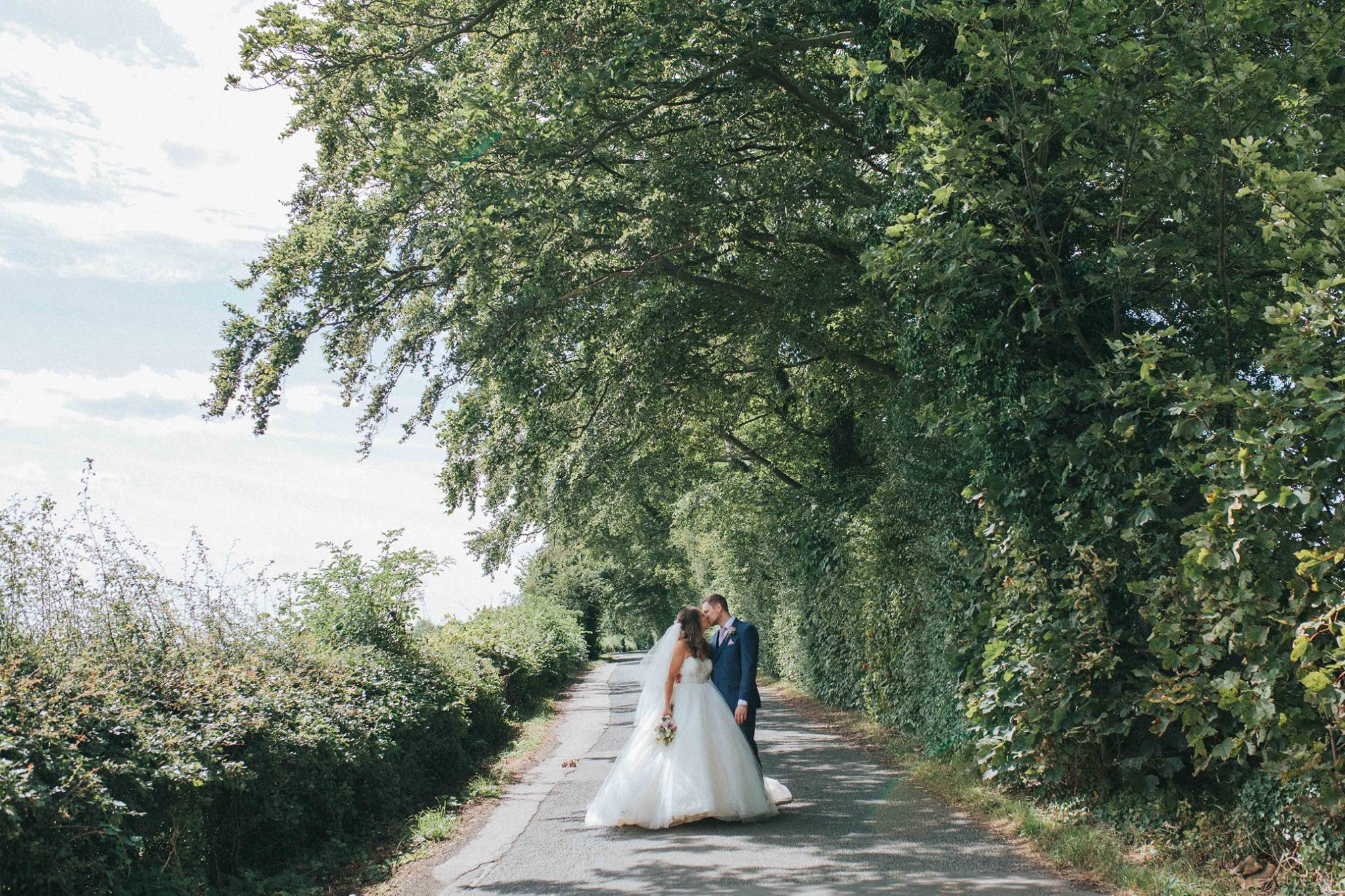wedding dress budget photography package yorkshire