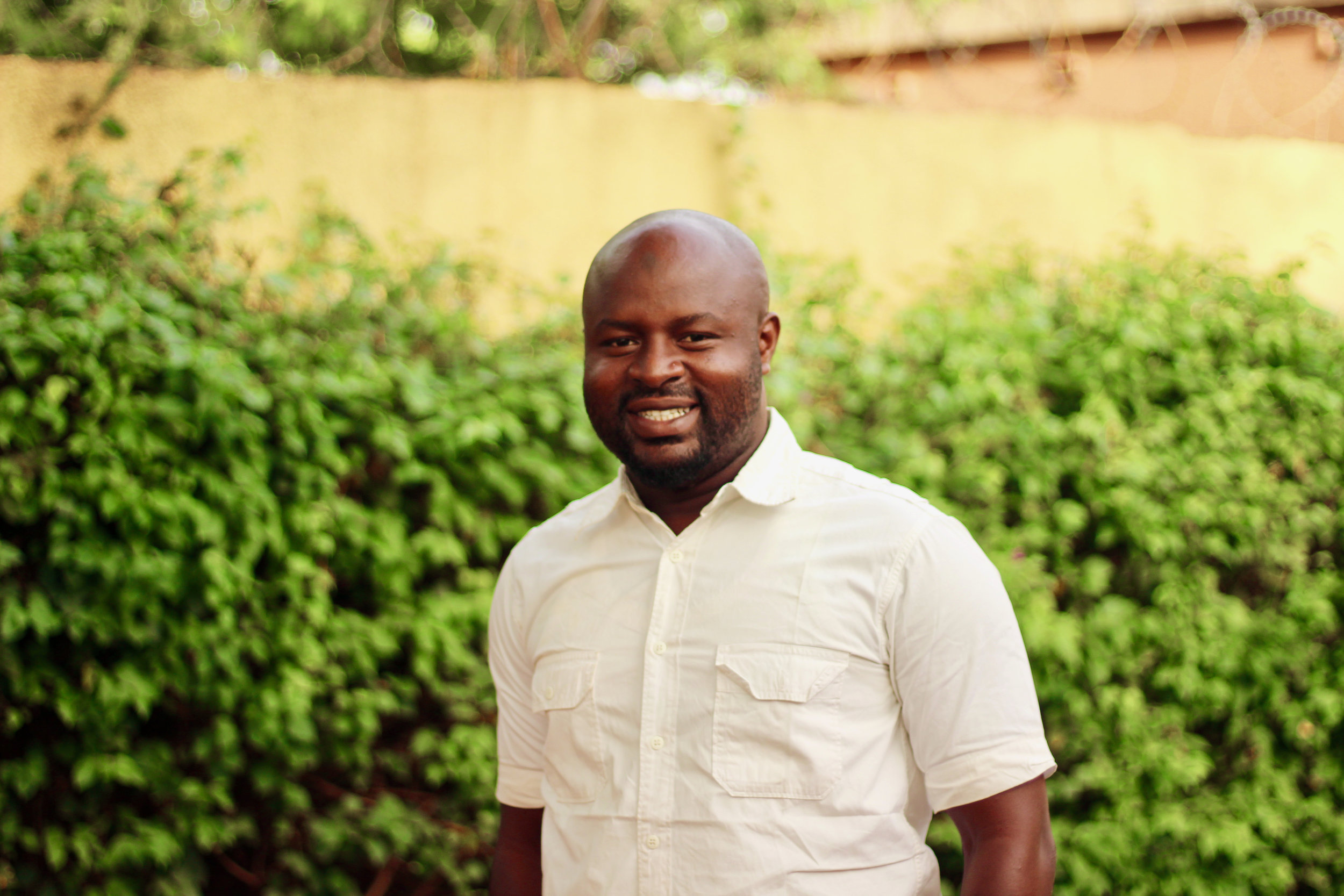 Youssouf Zongo   Project Officer