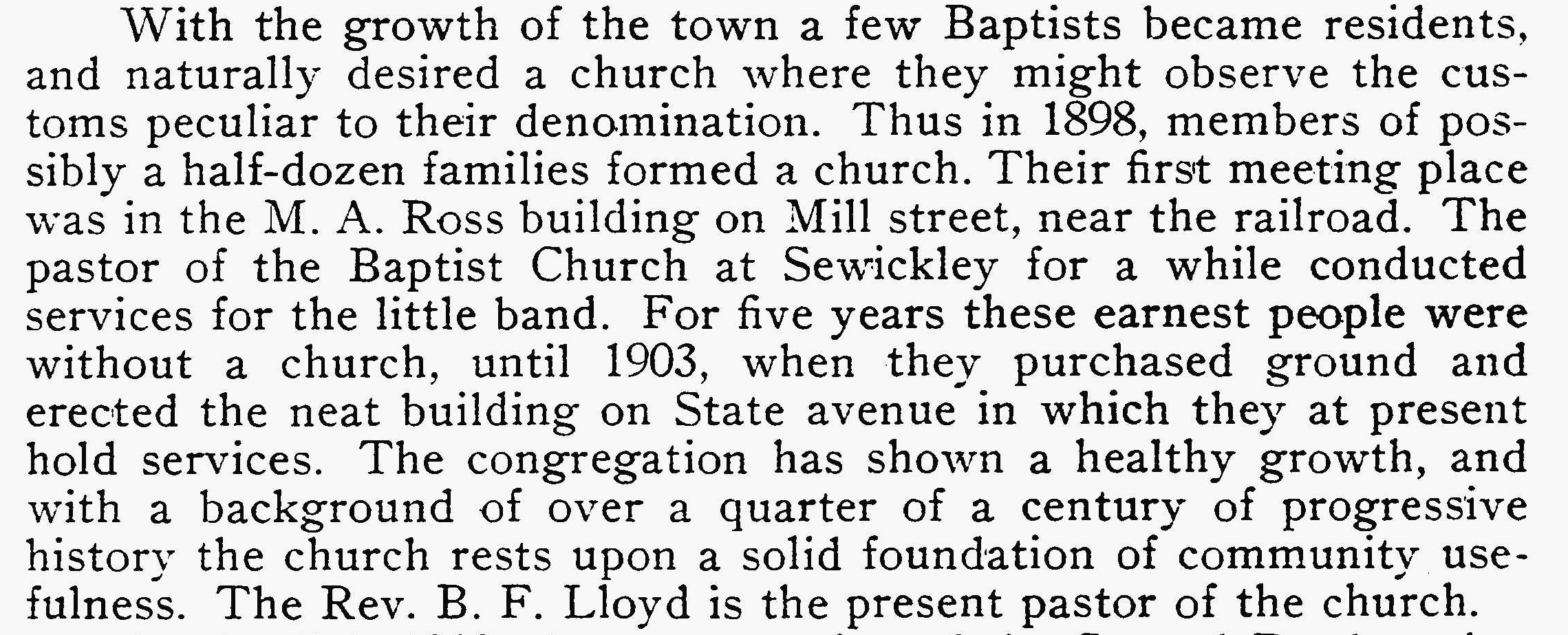 First Baptist Church - Edward S Maurey - Where the West Began (pg64).jpg