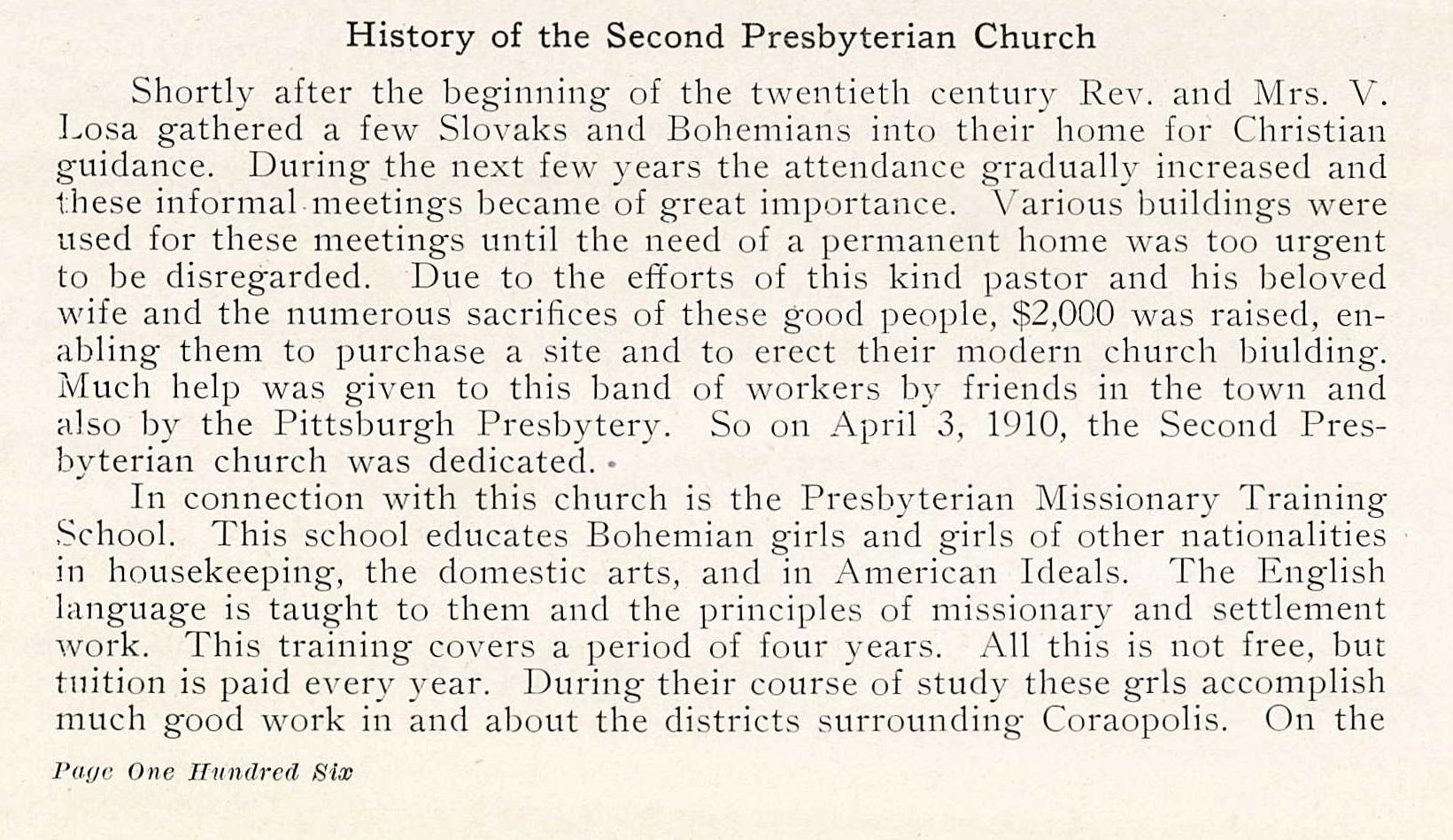 Second Presbyterian Church - 1924 Coraopolis HS Review (106).jpg