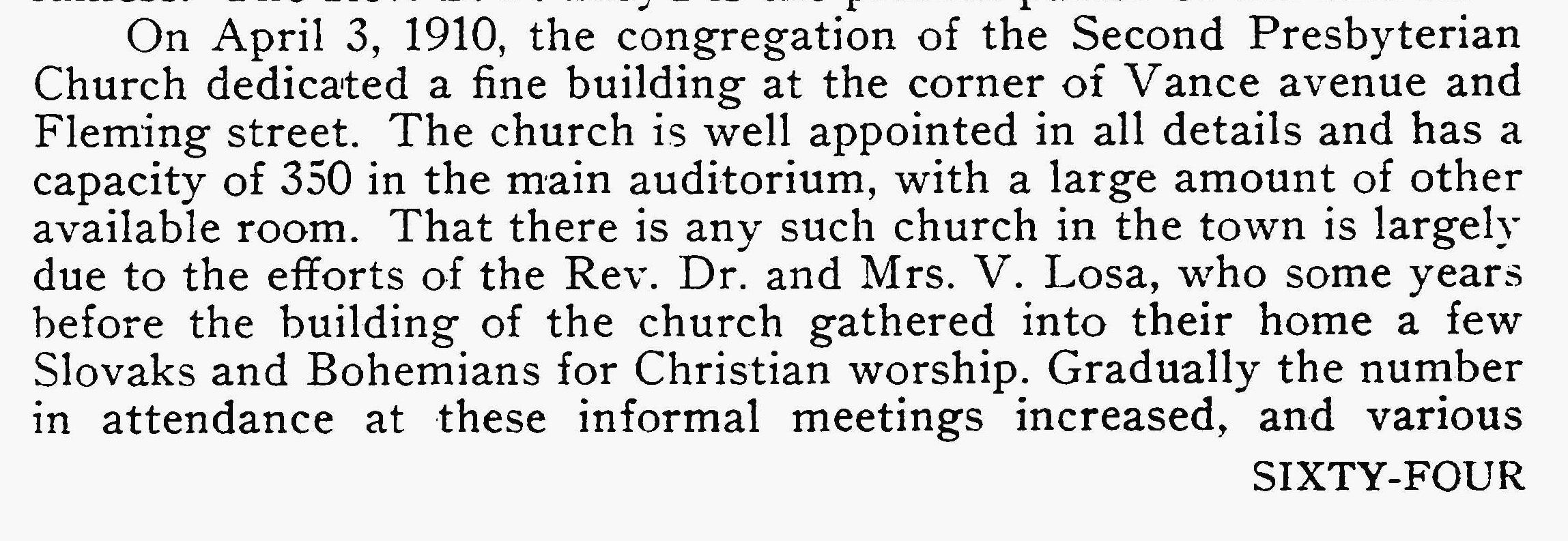 Second Presbyterian Church - Edward S Maurey - Where the West Began (pg64).jpg