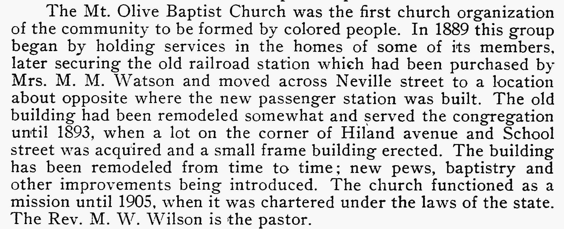 Mt Olive Baptist Church - Edward S Maurey - Where the West Began (pg65).jpg