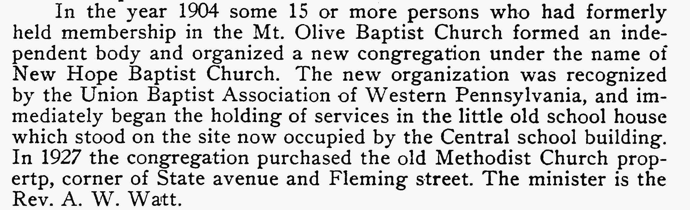 New Hope Baptist Church - Edward S Maurey - Where the West Began (pg66).jpg