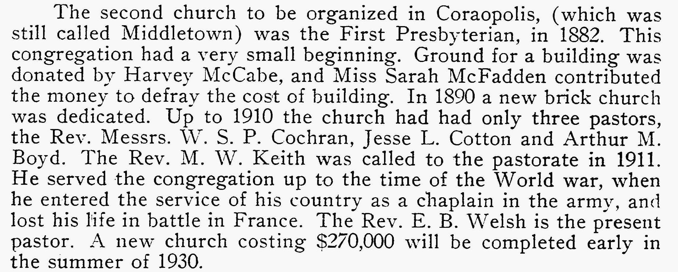 The First Presbyterian Church - Edward S Maurey - Where the West Began (pg63).jpg
