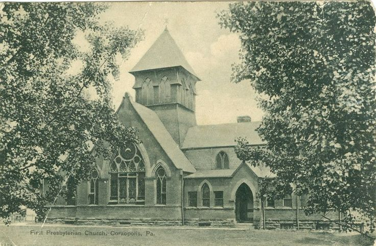 1908, First Presbyterian Church