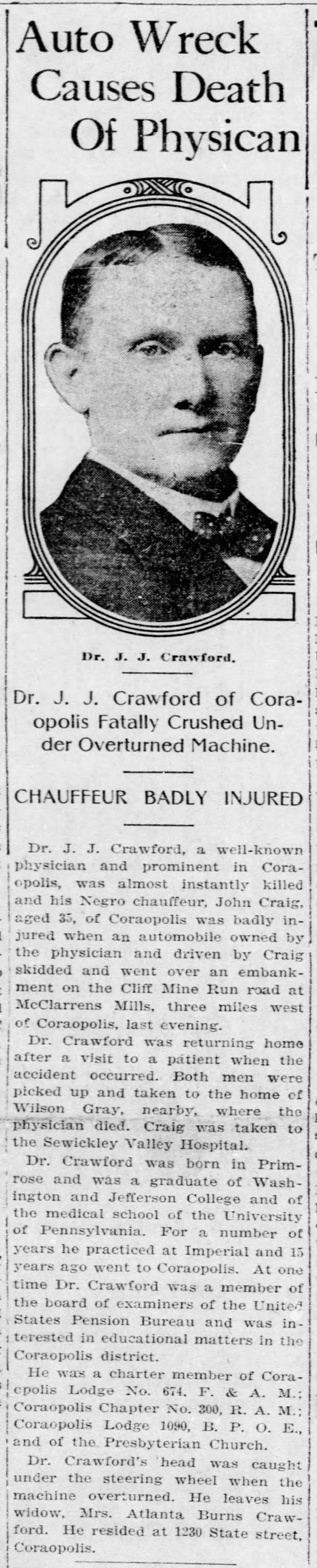 The Gazette Times, January 12, 1917