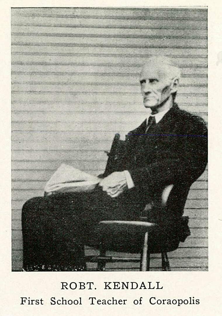 First School Teacher, Robt Kendall - 1924 Coraopolis HS Review.jpg