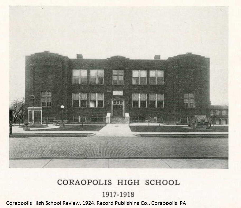 Coraopolis High School - 1924 Coraopolis HS Review.jpg
