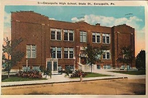 Coraopolis High School on State Street, Coraopolis, PA.jpg