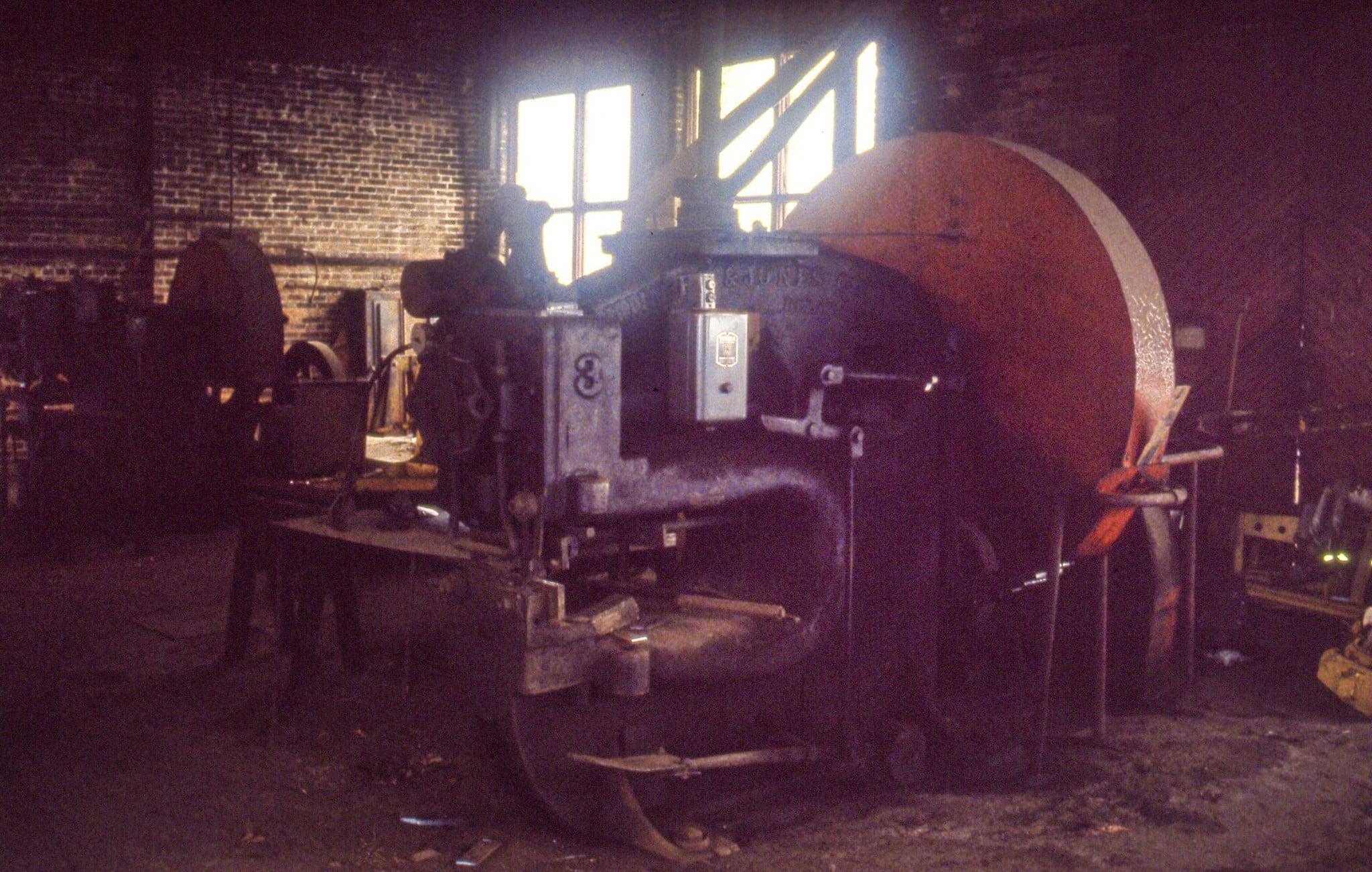 June 1983 Montour Junction Blacksmith Shop (2).jpg