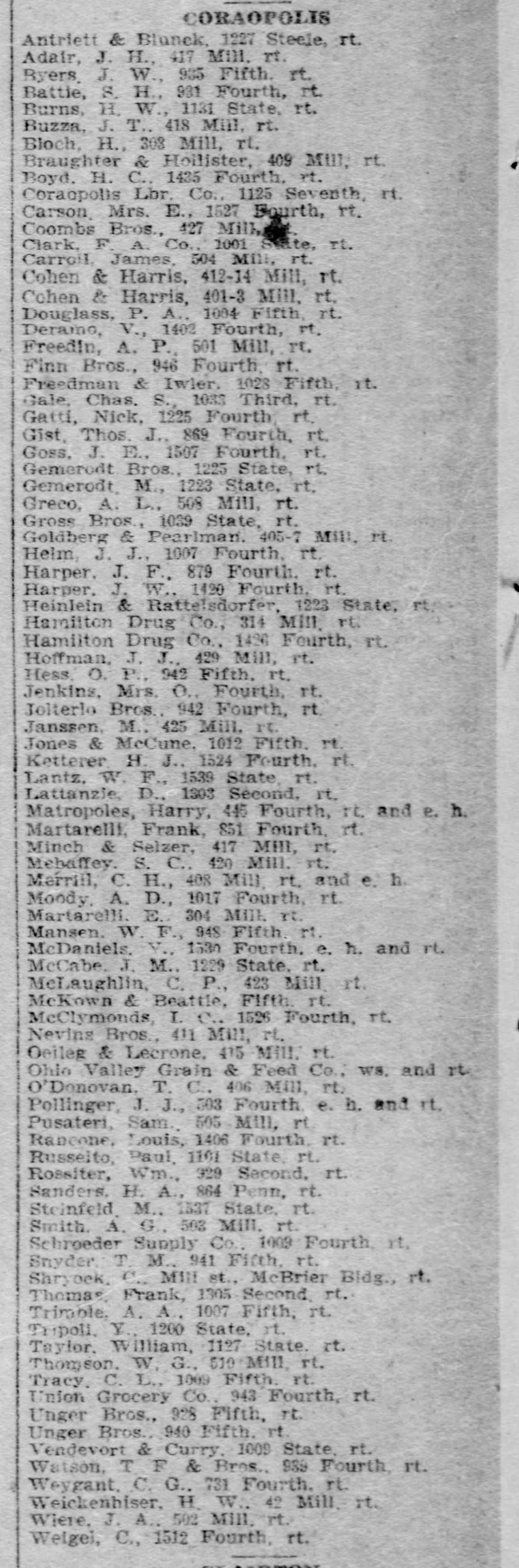 1909 - Pittsburgh_Post_Gazette_Thu__Apr_22__1909_(2).jpg