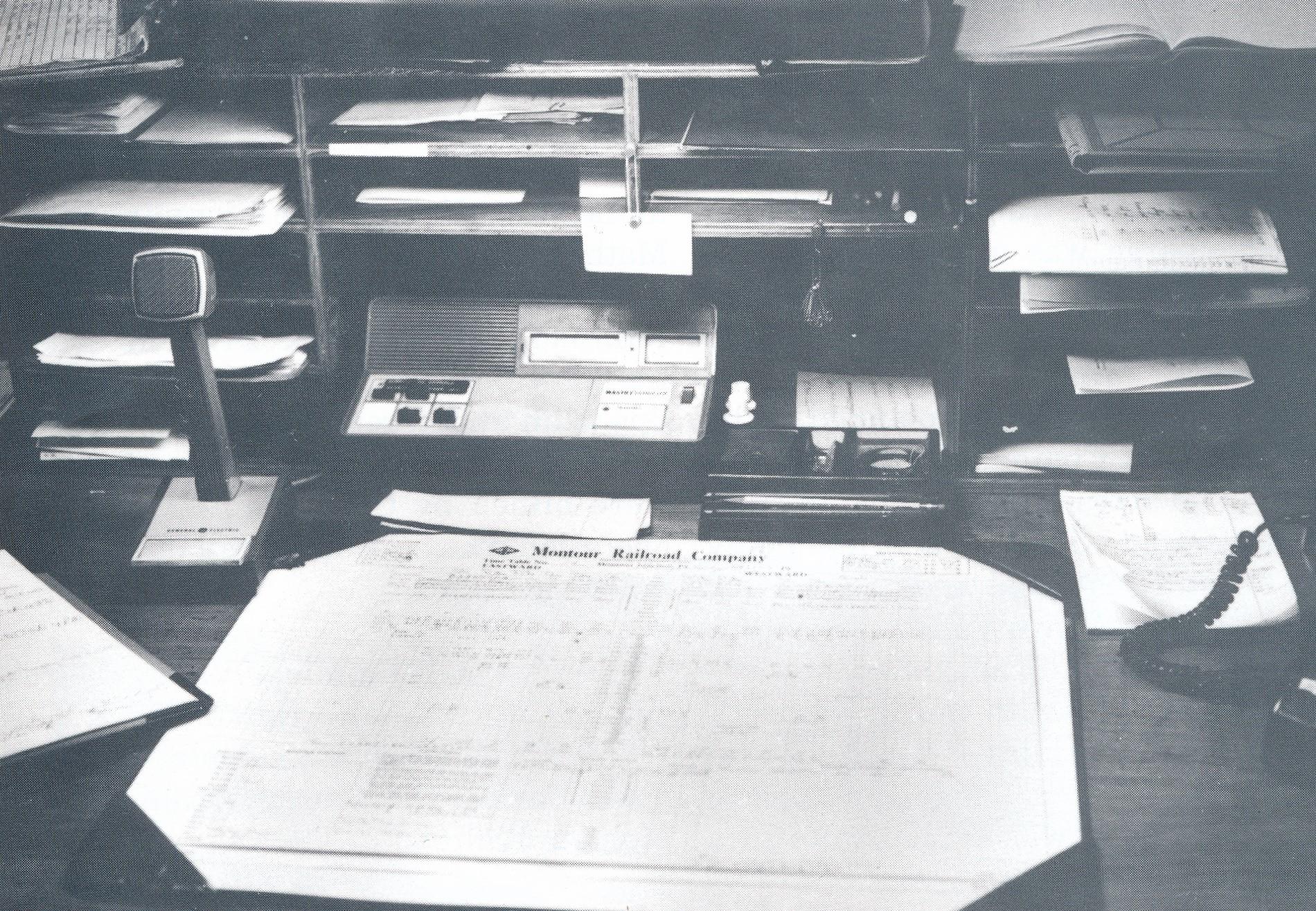 Montour Junction Train Dispatcher's Office 12 June 1978.jpg