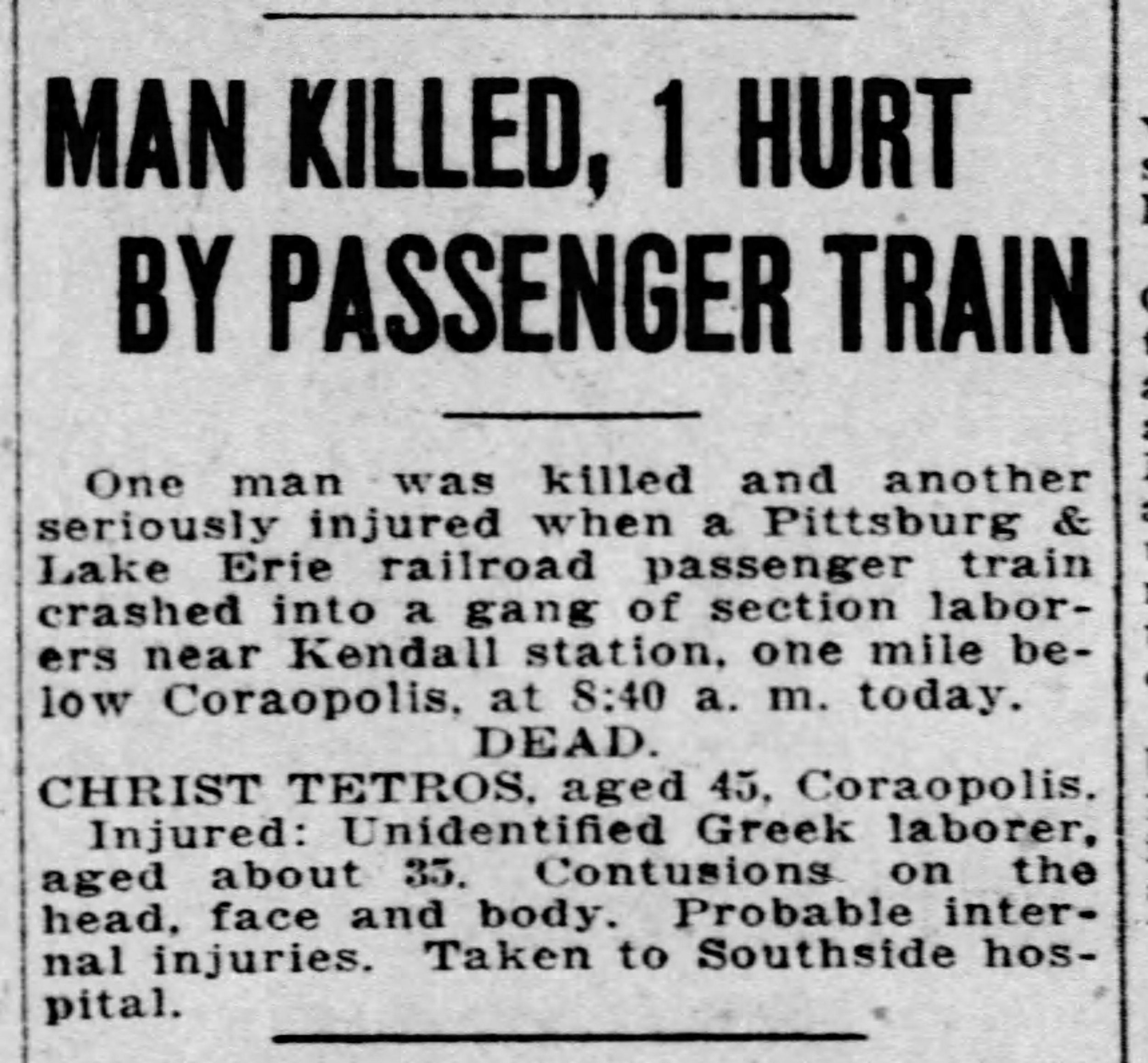 The Pittsburgh Press, April 23, 1917