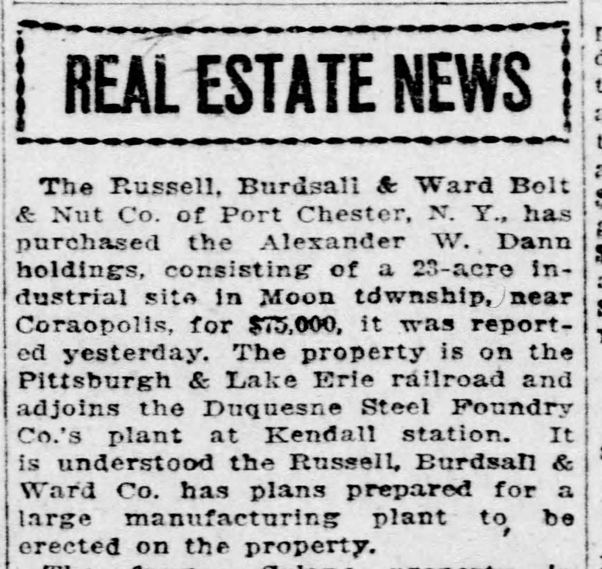 The Pittsburgh Press, April 22, 1922