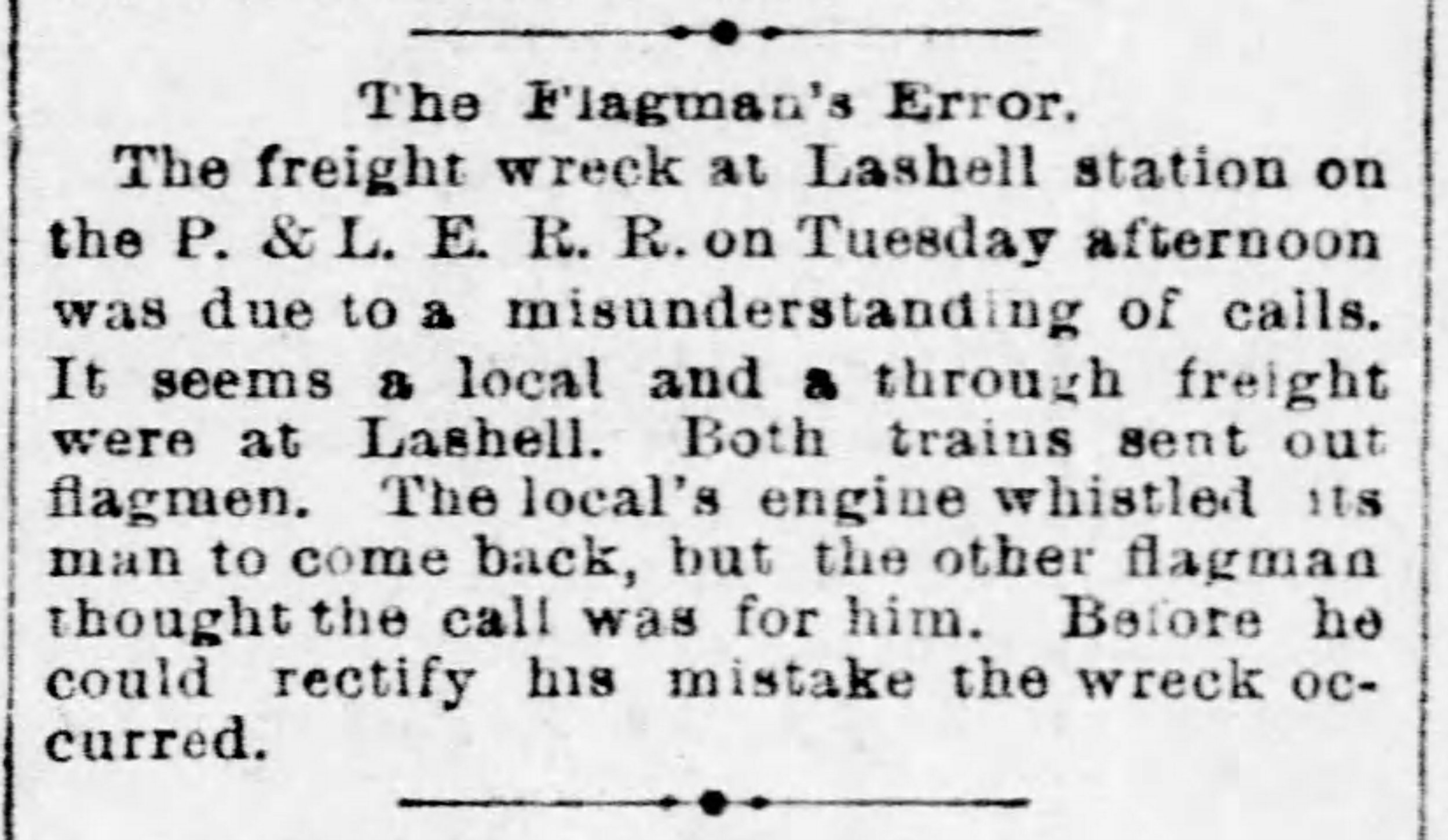 Pittsburgh Daily Post, August 1, 1889