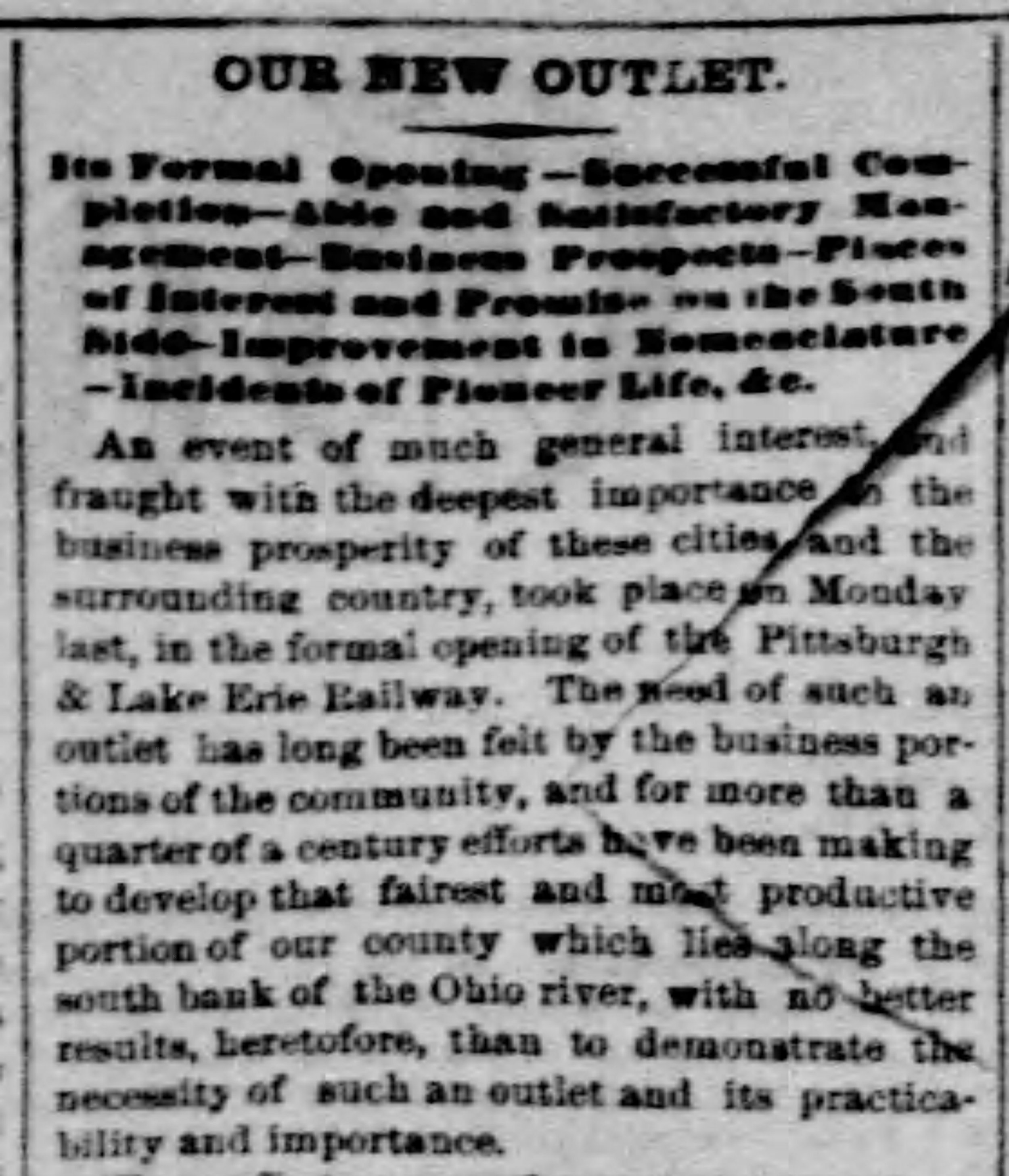Our New Outlet - Pittsburgh_Post_Gazette_Wed__Feb_26__1879(a).jpg