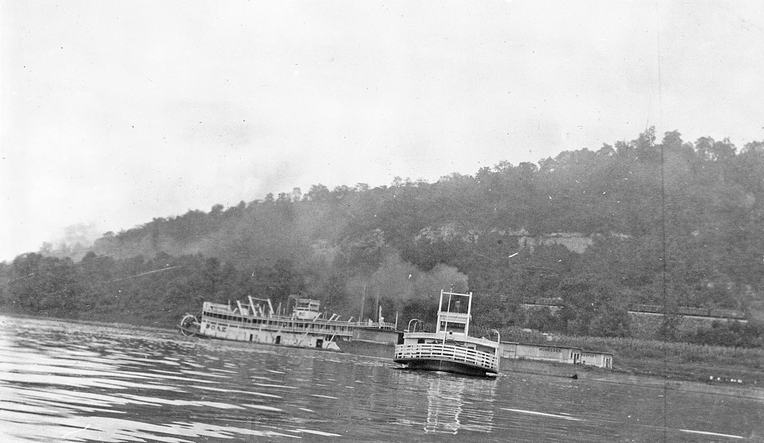 The  Boaz  Riverboat