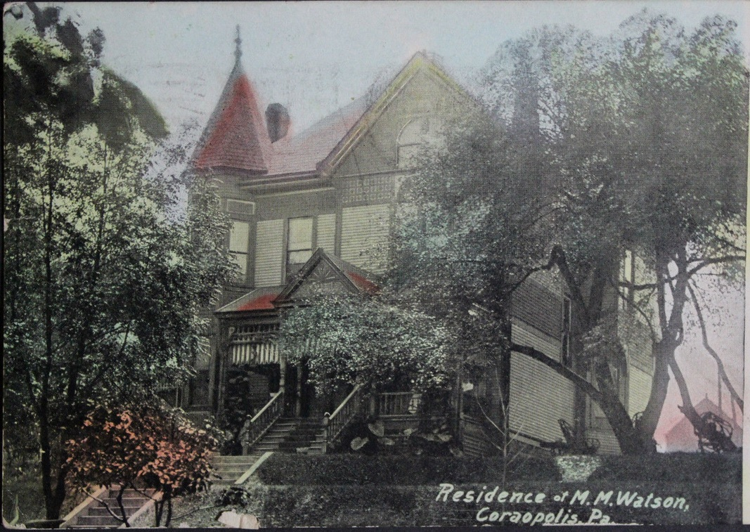 Residence of MM Watson, 1909 (1116 State Ave).jpg