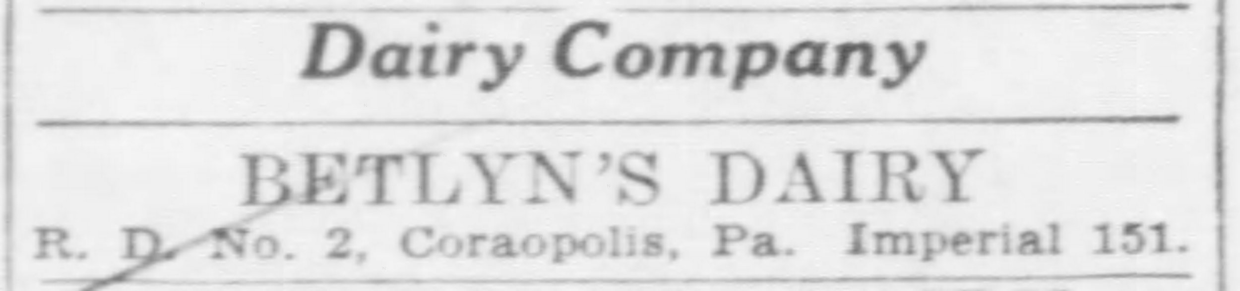 Pittsburgh Post Gazette, January 1, 1934 (vol. 7 , no. 132, p. 38).